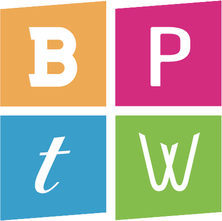 Washington Business Journal Best Places to Work Logo - colored squares with letters inside
