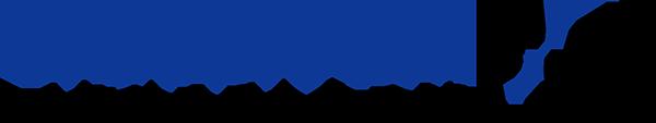 Washington Executive Logo - Black and blue sans-serif type