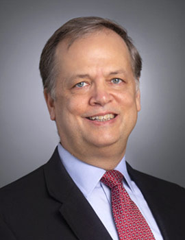 Headshot of John Pyne